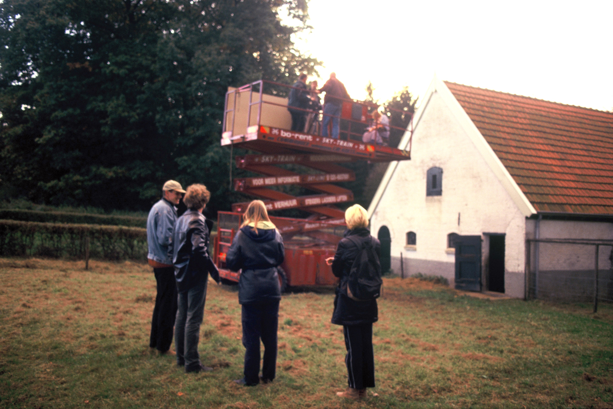 Van de koele meren des doods (behind the scenes)